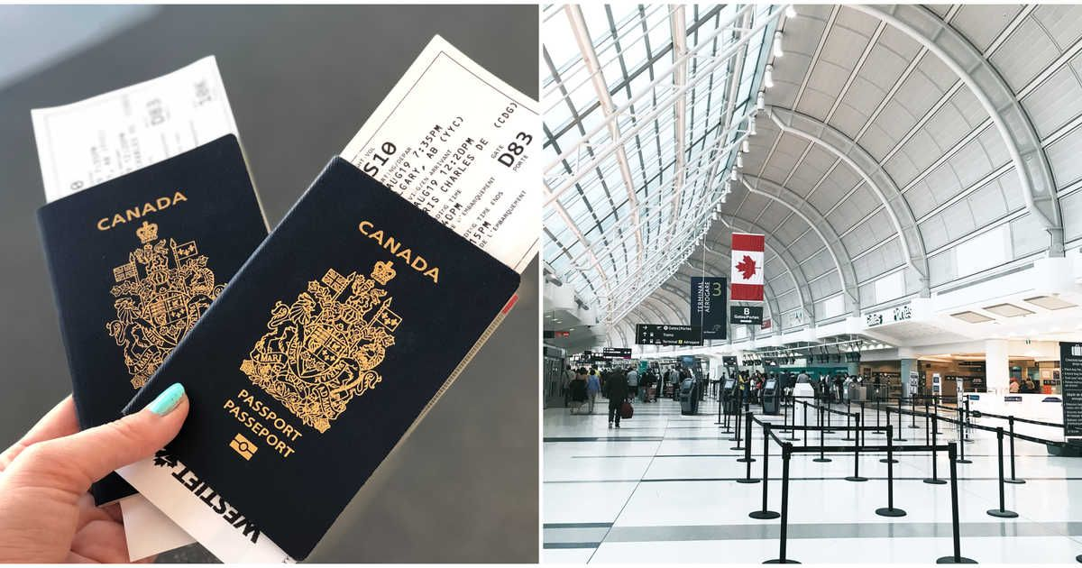 Canada Is Warning Against Travel Out Of The Country Even Though Destinations Are Reopening Travel And Tourism Travel Advisory Travel