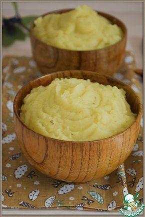 самое вкусное картофельное пюре рецепт