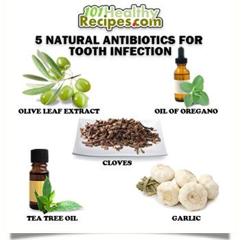5 Natural Antibiotics for Tooth Infection | Tooth ...