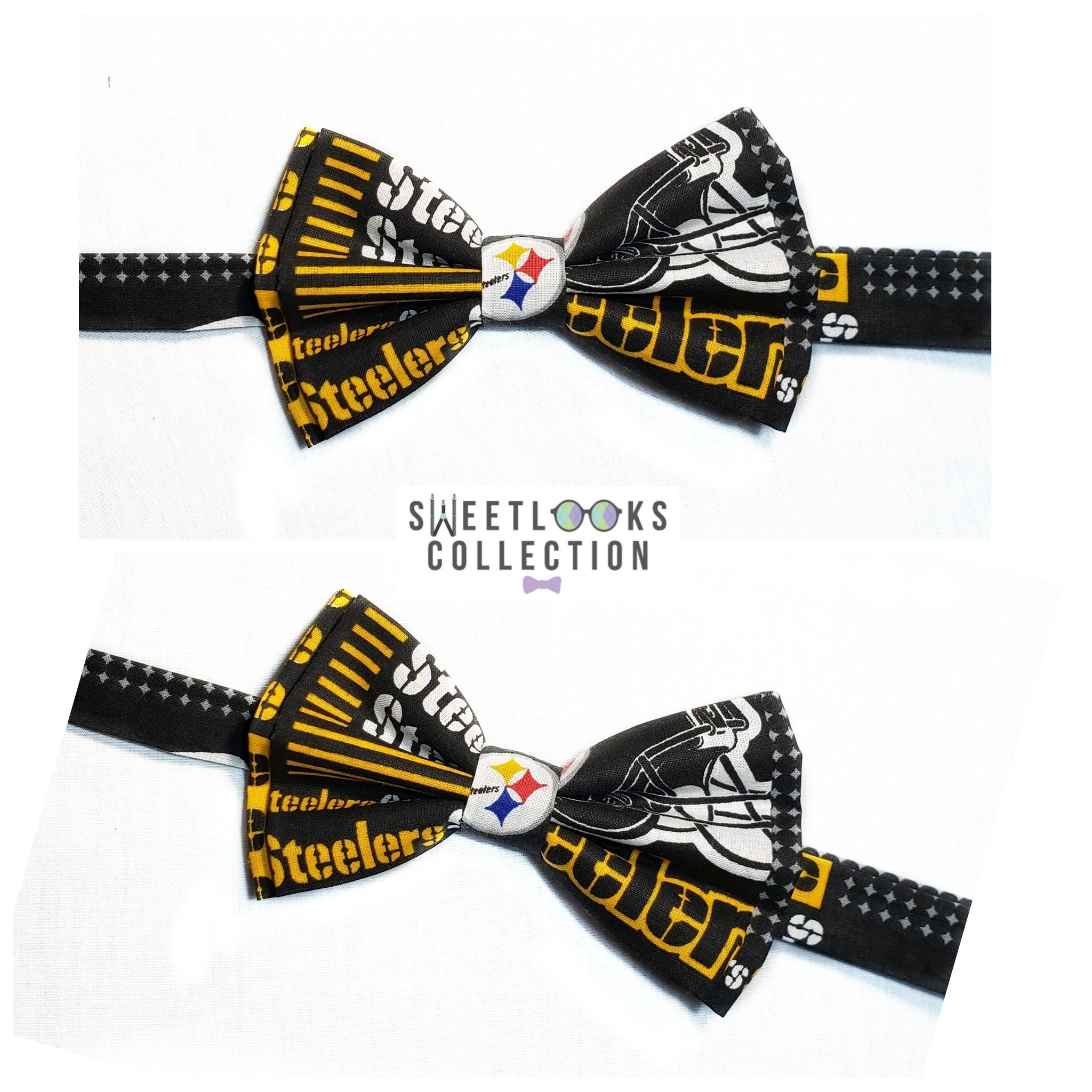 Portland Trailblazers Bow Ties and Hair Bows By SweetLooks Collection