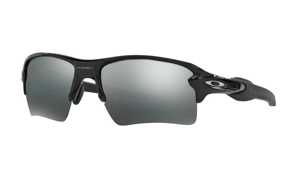 05e9897ee0297 Oakley - Flak 2.0 XL - Polished Black Frame   Black Iridium ...