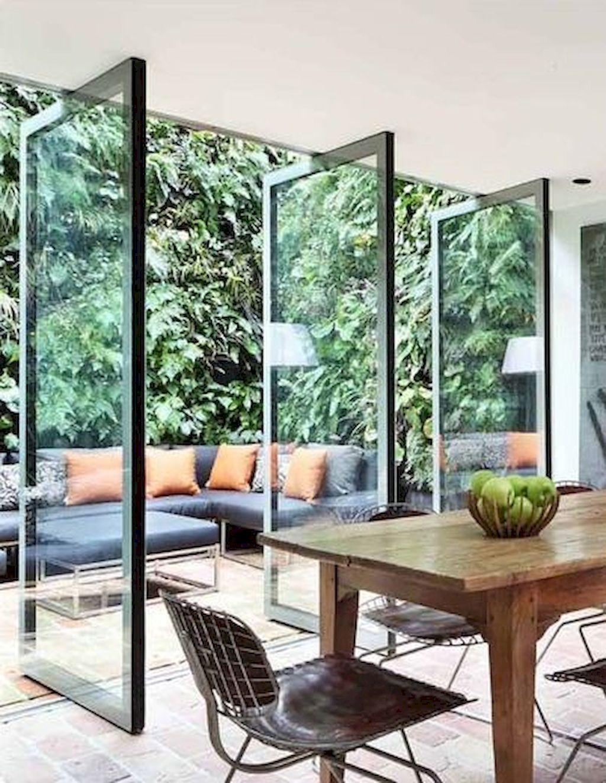 50 Awesome Decorative Glass Doors Ideas Home To Z House Design Sliding Patio Doors Patio Doors