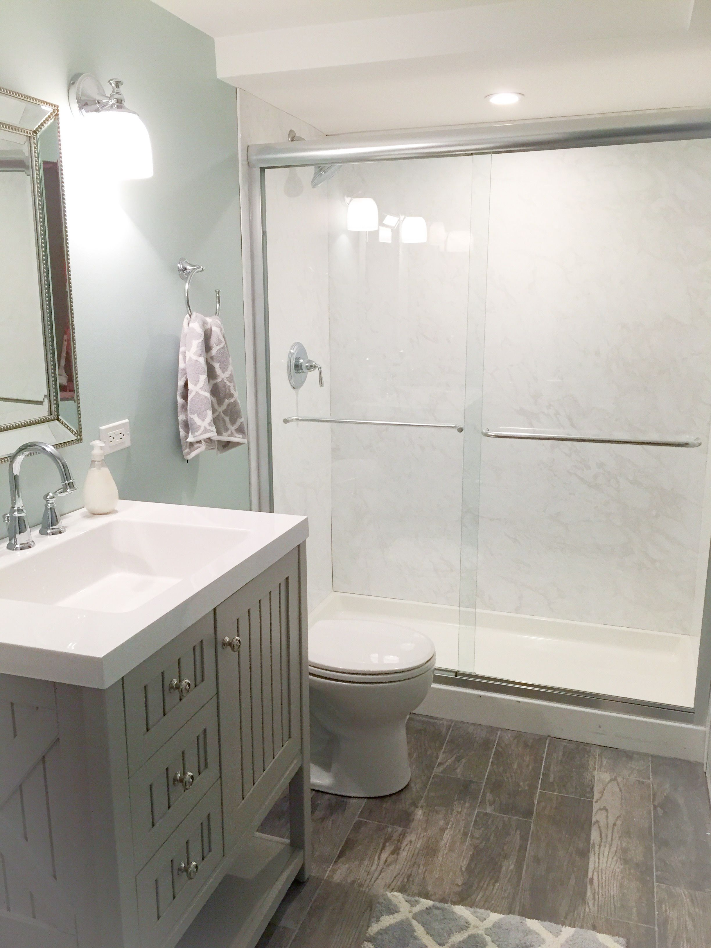 10 Awesome Bathroom Ideas Small Spaces Get Ideas Basement Bathroom Small Bathroom Small Space Bathroom