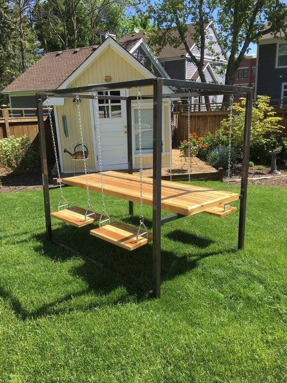 This article is not available -  4-seat swing table Etsy  - #amazinggardenideas #article #available #diyg This article is not available -  4-seat swing table Etsy  - #amazinggardenideas #article #available #diygardeneasy #gardengarageideas #naturalplaygroundideas