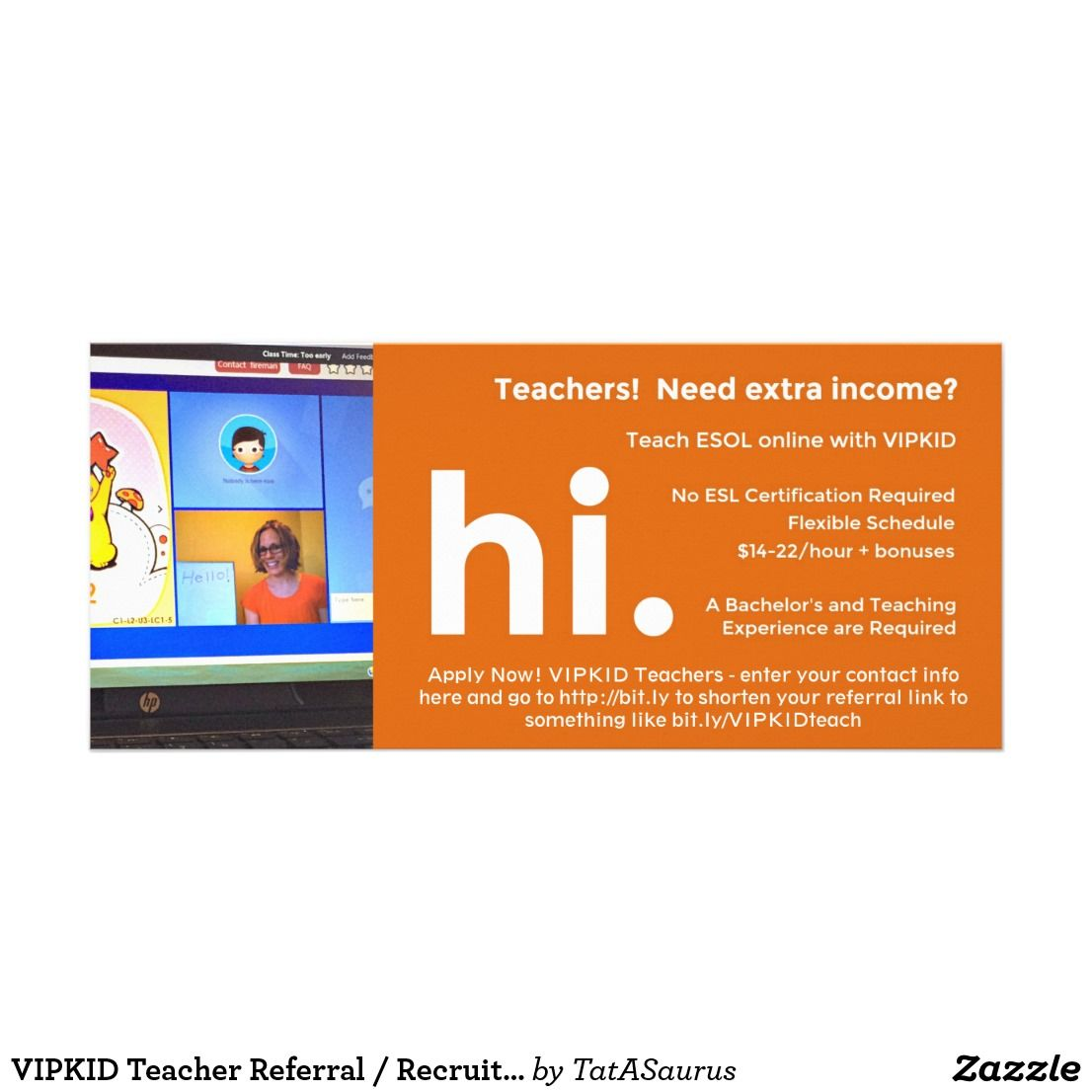 Vipkid teachers recruitment cards they are 4x8 glossy and thick vipkid teachers recruitment cards they are 4x8 glossy and thick cardstock they look xflitez Images