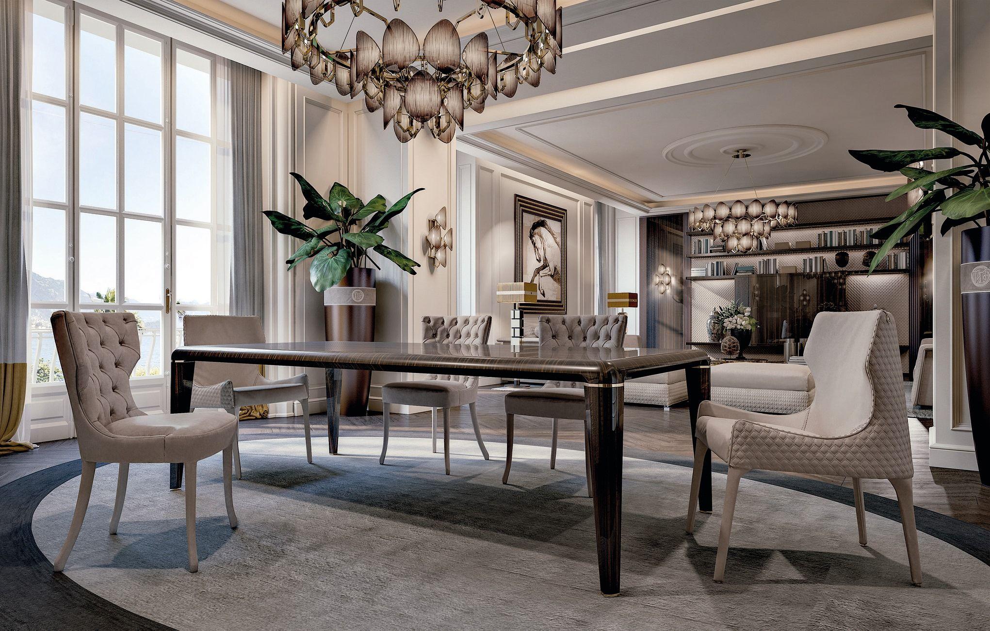 Vittoria Frigerio Iconic Interior Vittoriafrigerio T Contemporary Designers Furniture Da Vinci Lifestyle Contemporary Furniture Design Furniture Design Luxury Interior Design