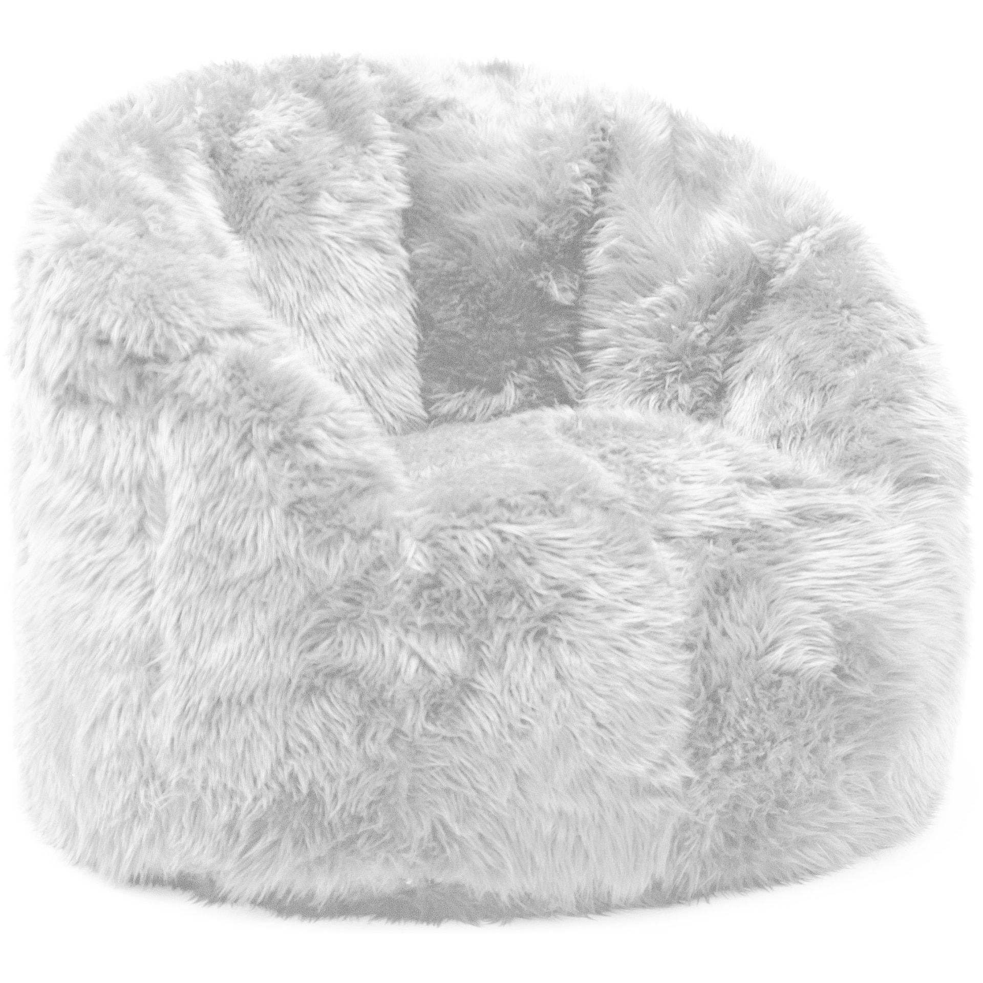 Phenomenal Big Joe Lux Milano Shag Fur Chair In 2019 House Ibusinesslaw Wood Chair Design Ideas Ibusinesslaworg