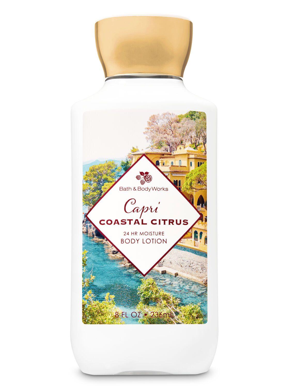 Signature Collection Capri Coastal Citrus Super Smooth Body