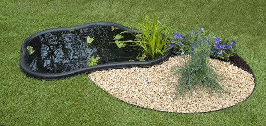 Bordure En Plastique Alternative Ideale Pour Votre Allee De Jardin Bordure Jardin Terrasse Jardin Et Bordure En Plastique