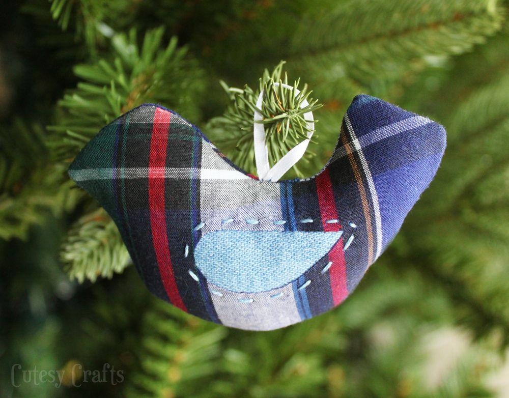 Papa S Bird Memory Ornament Cutesy Crafts Christmas Ornaments Memorial Ornaments Handmade Holiday