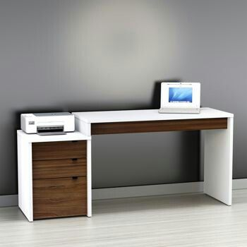 Table Possible For Reception Or Manicure Station Escritorios Muebles Para Computadora Muebles