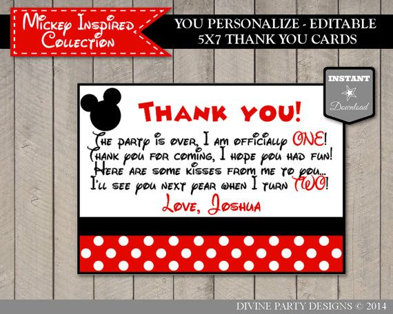 Mickey Mouse Ty Tags Png 950 706 Pixels Mickey Mouse Template Mickey Mouse Party Favors Mickey Mouse Favors