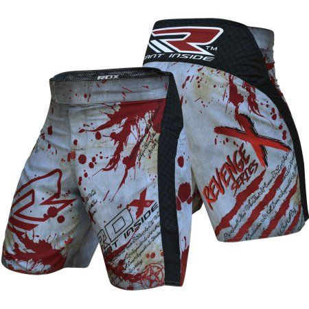 Mma Trunks Grappling Sports Boxing Shorts Rdx Gym Muay Thai Kick Fight Ufc Cage