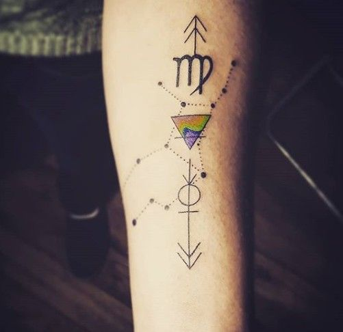 21 Unique Virgo Zodiac Tattoo Ideas For Men And Women Constellation Tattoo Virgo Tattoo Taurus Constellation Tattoo Virgo Tattoo Designs