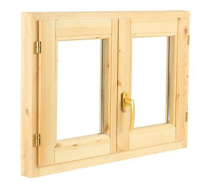 Ventana de madera 2 hojas 120x120 leroy merlin ideas for Ventana aluminio 120x120