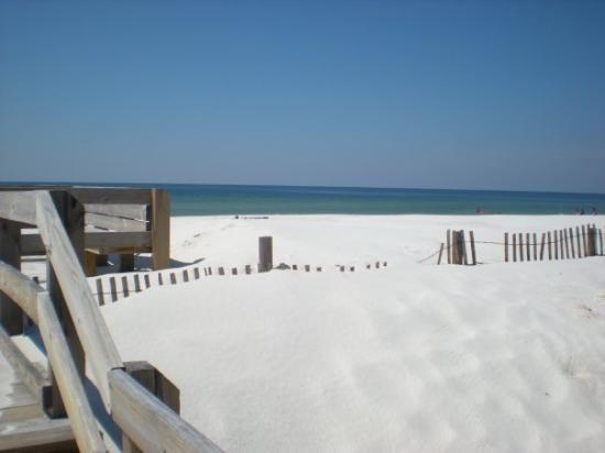 Johnson Beach In Perdido Key