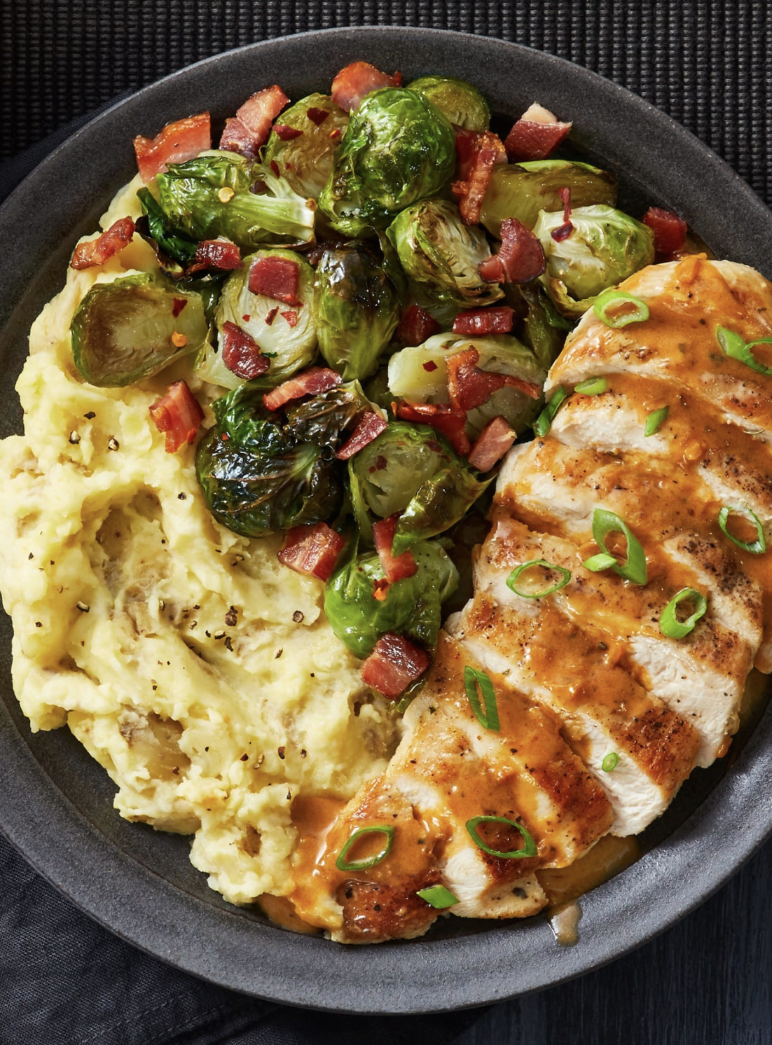 Butter Basted Chicken Breasts In 2020 Easy Chicken Recipes Hello Fresh Recipes Healthy Recipes