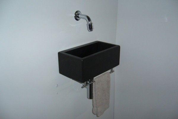 Mini Fontein Toilet : Betonnen toilet fontein maatwerk solidus meubelen toilet
