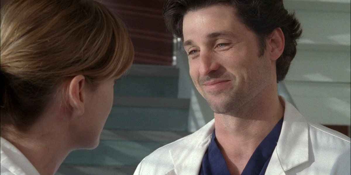 Check Out Greys Anatomy Merediths One Night Stand Is Her Boss On