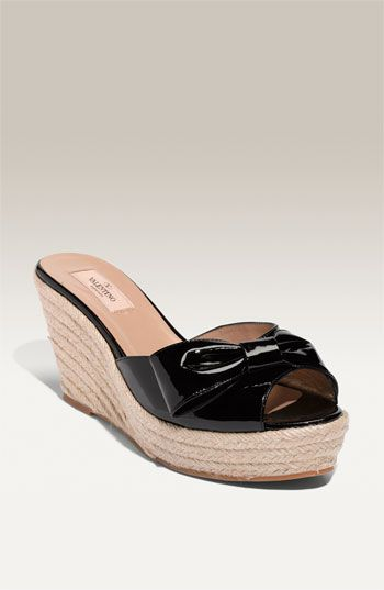 9047ed17504 Valentino 'Mena' Espadrille Slide available at #Nordstrom | My Style ...