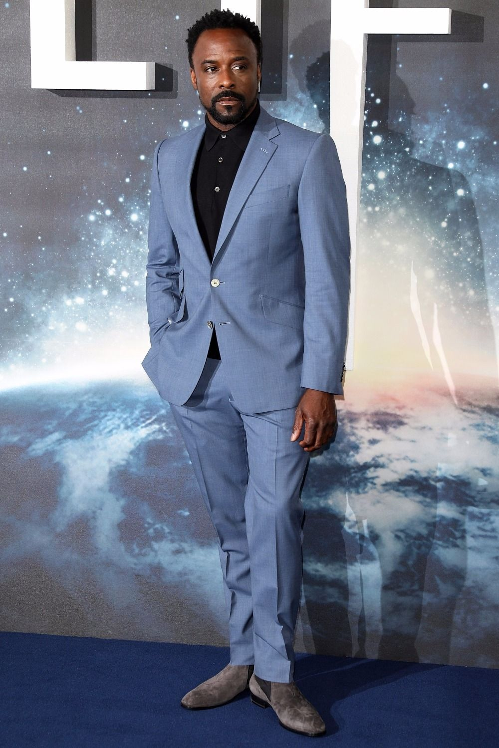 2017 Latest Coat Pant Design Light Blue Men Suit Slim Fit Tuxedo 2 ...