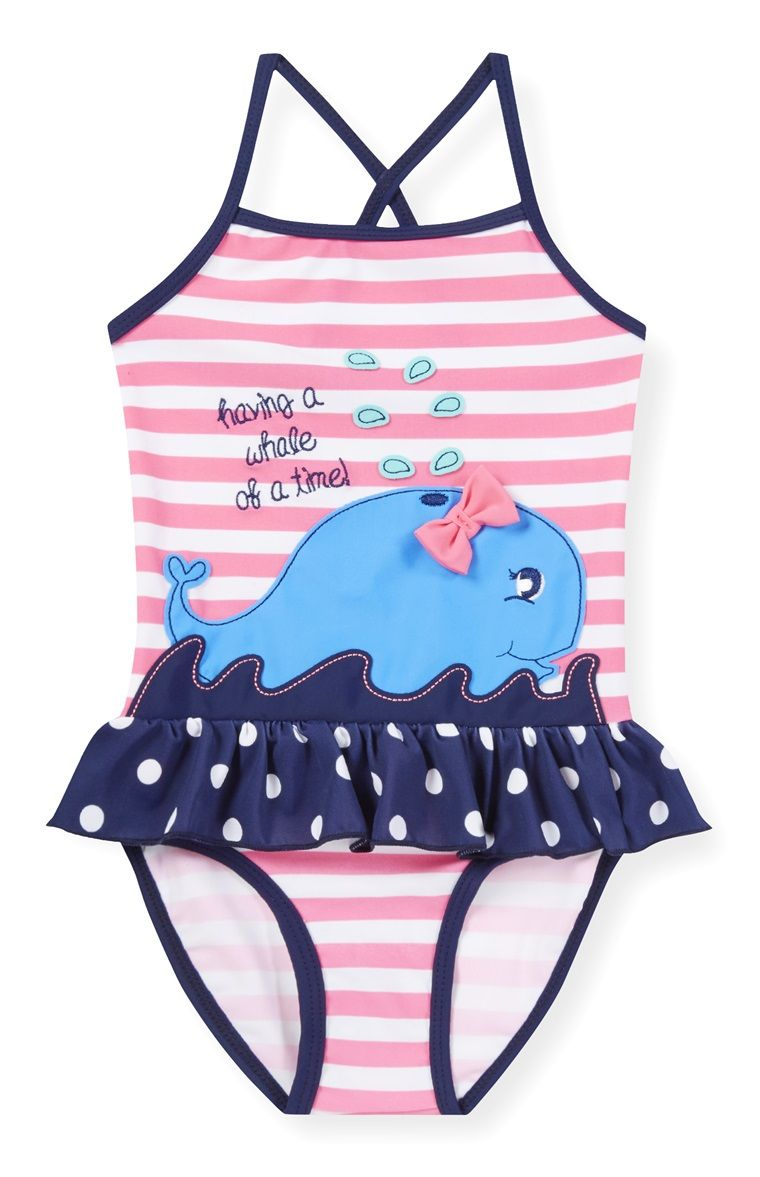 Jurebecia Baby Girl Rash Guard Swimwear Toddler Girl Two Piece Swimsuit Kids Bathing Suit