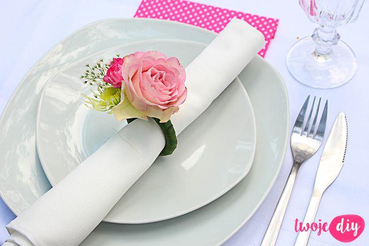 3 Kwiatowe Dekoracje Na Stol Zrob To Sam Twoje Diy Diy Rings Tutorial Diy Rings Table Decorations