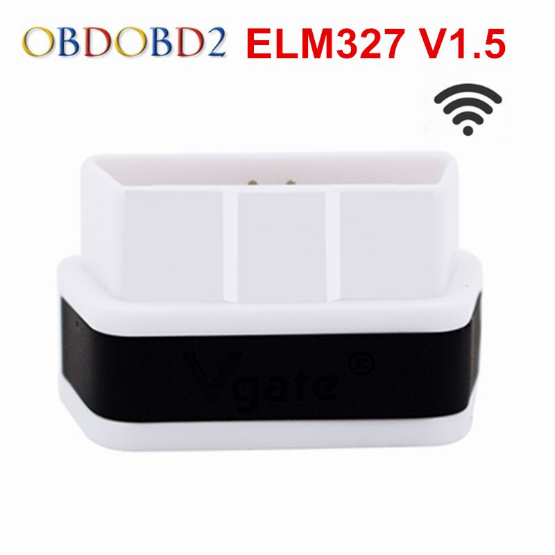 Vgate iCar2 Wifi Elm327 Wifi Code Reader Scanner Support