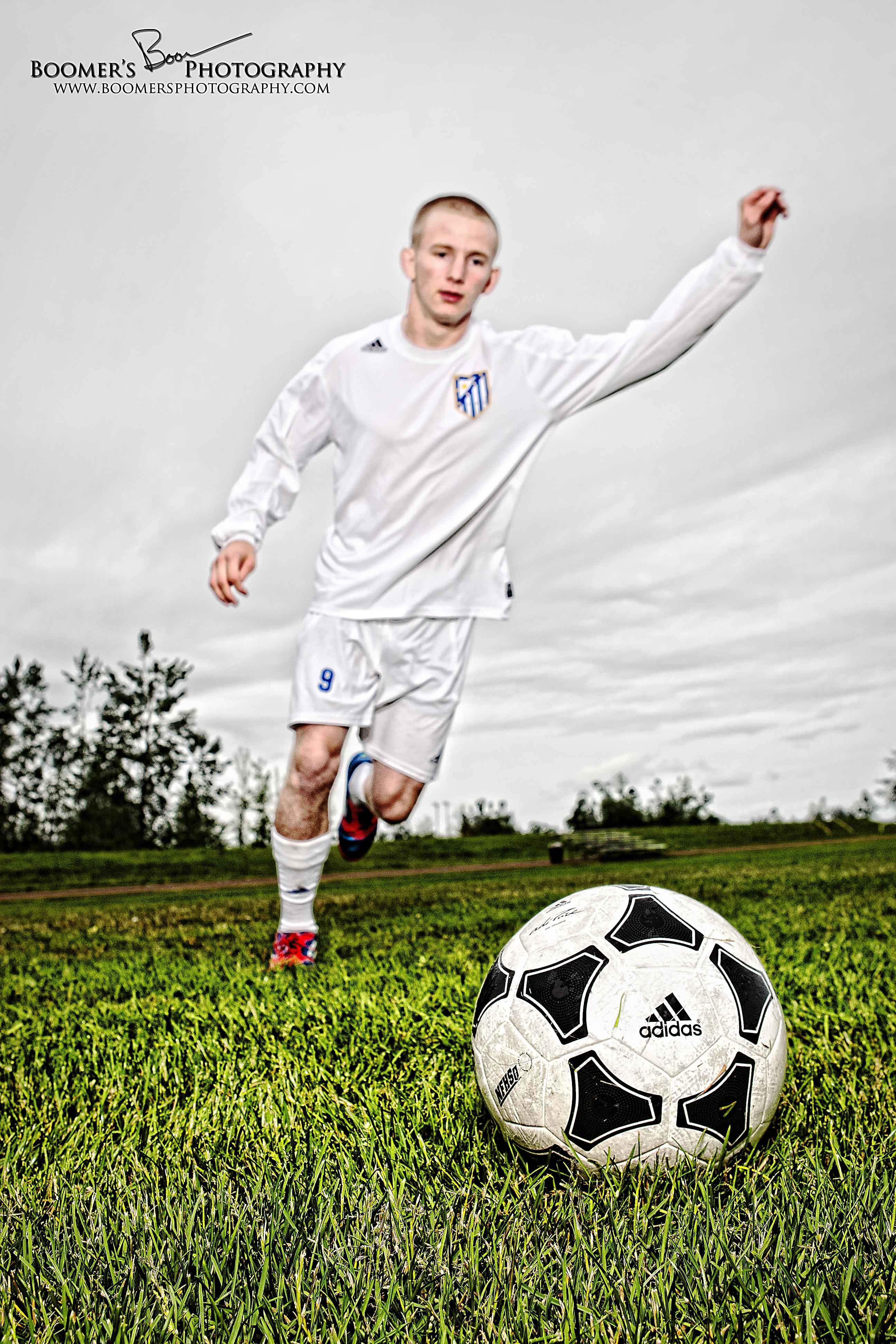 Guy Senior Soccer