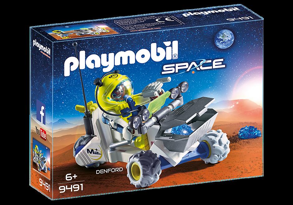 Mars Trike 9491 Playmobil Deutschland Playmobil Play Mobile Spielzeug