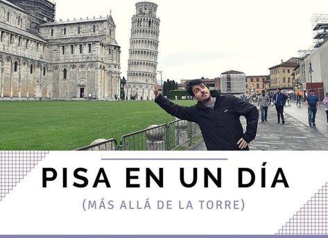 foto de Un día en Pisa: que ver y hacer Pisa Toscana viaje