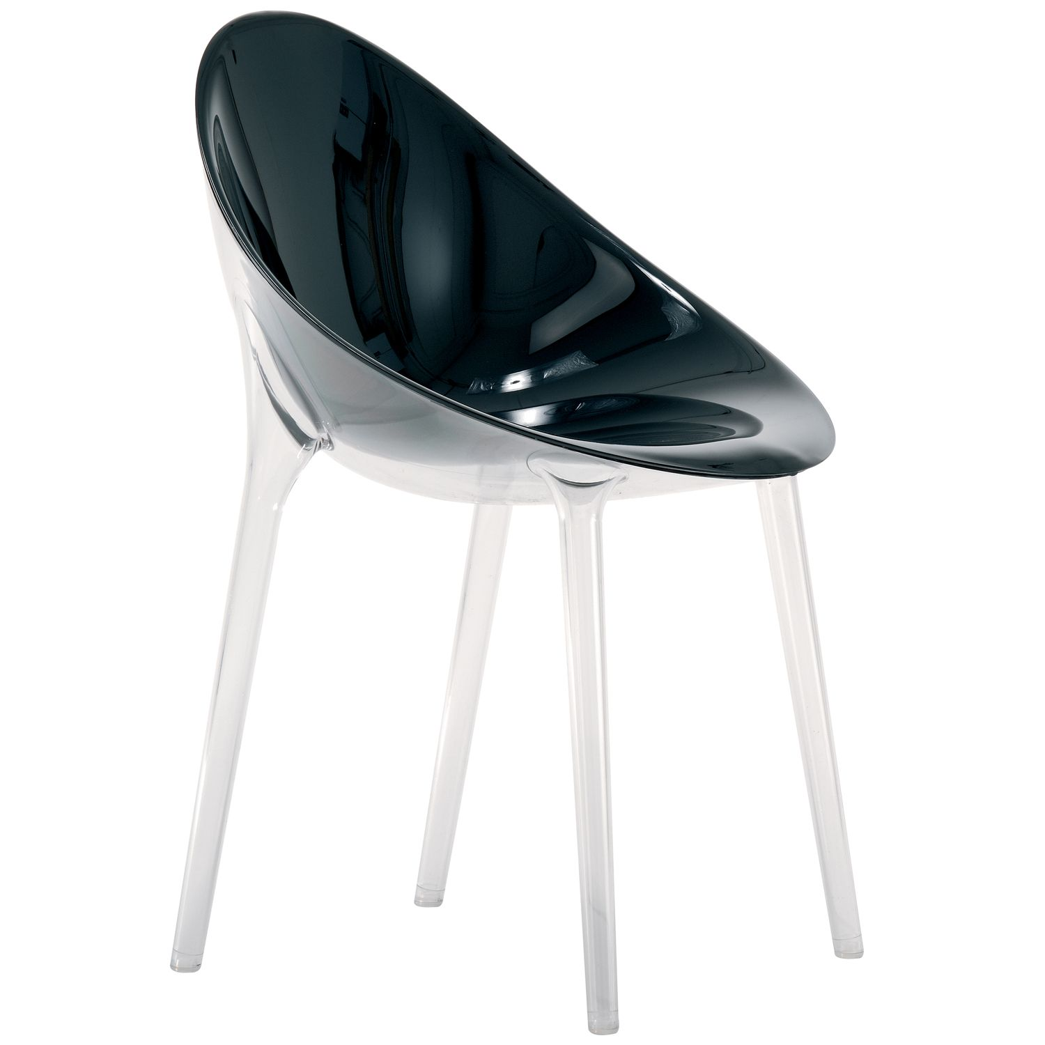 Kartell Mr Impossible Chair by Philippe Starck