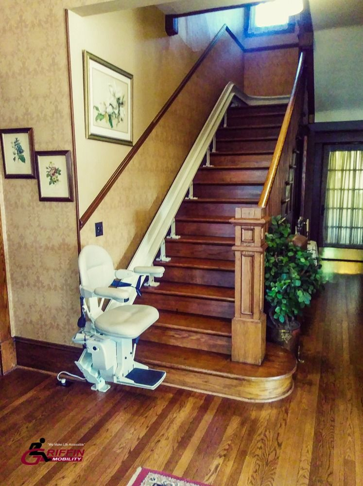 Bruno S Curved Stairlift Is Custom Built To Precisely Fit Your Home Each Chairlift Delivers Premium Smooth Stable Ride Around In 2020 Stair Lift Stairs Diy