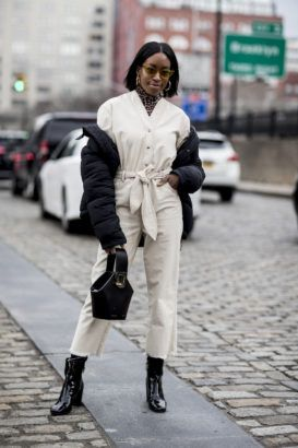Verdict's out: According to the style set at New York Fashion Week, top handle bags are the must-have accessory of the season.
