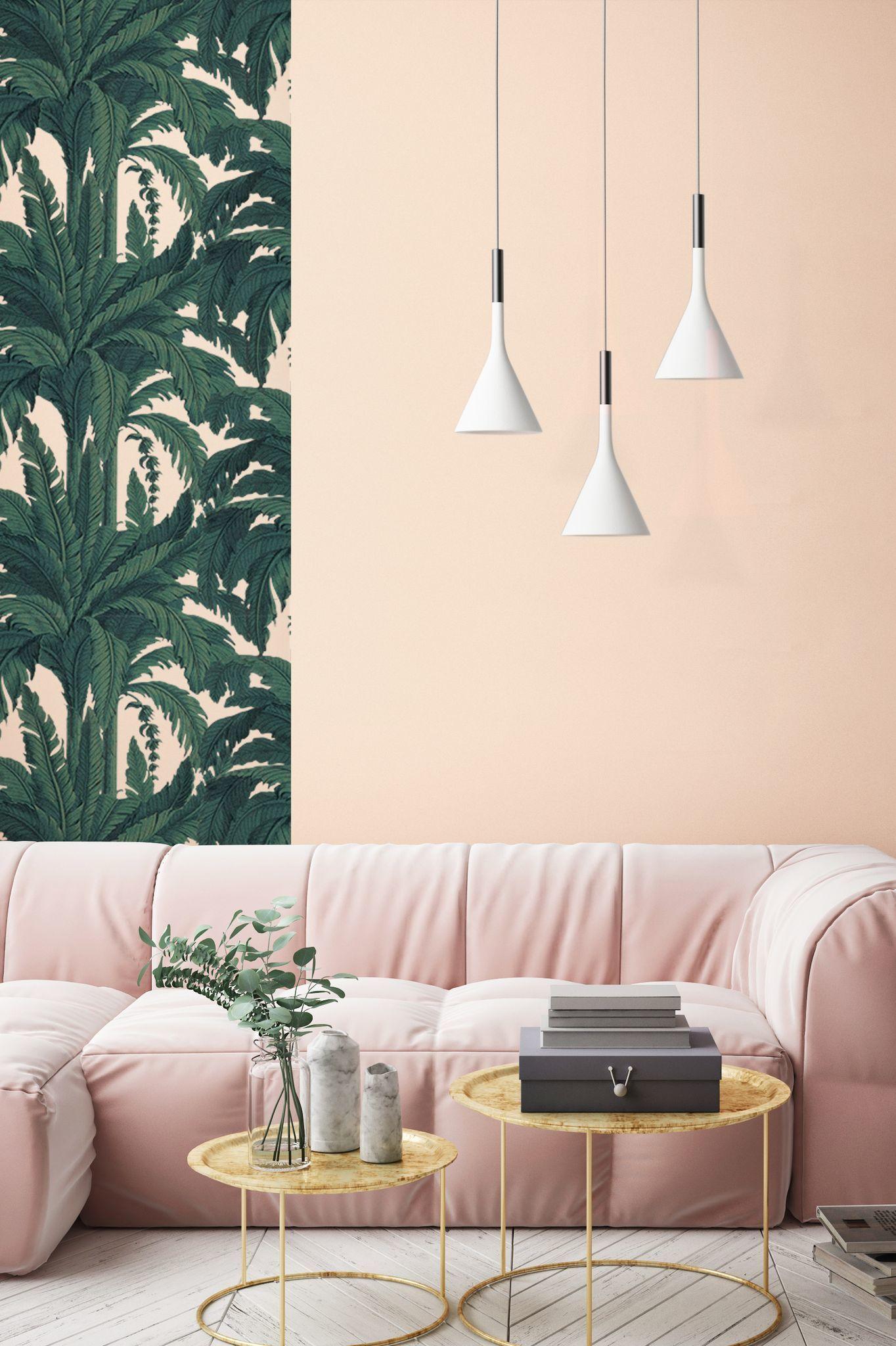 Peinture salon : 43 couleurs tendance pour repeindre le salon | Peinture salon, Deco peinture ...