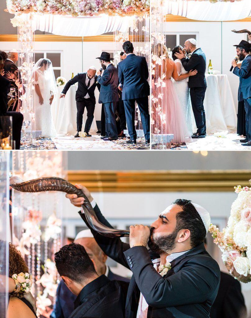 breaking the glass, trumpet, jewish wedding, cultural