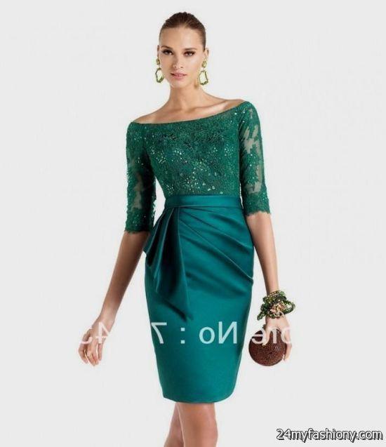 1 sleeve cocktail dresses for juniors | Wedding dress | Pinterest ...