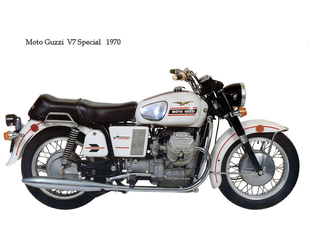 MotoGuzzi V7 Special