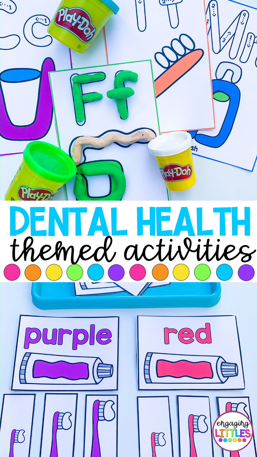 Dental Health Themed Activities