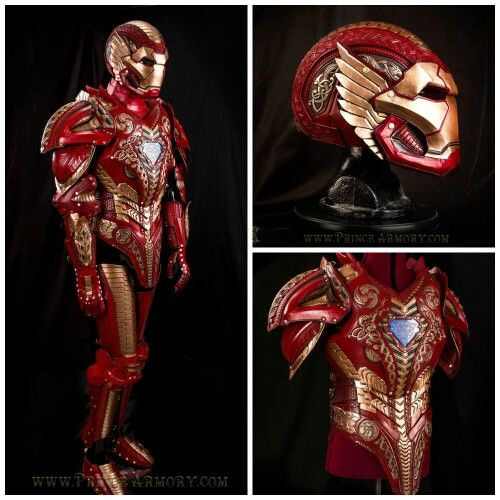 Asgardian Iron Man