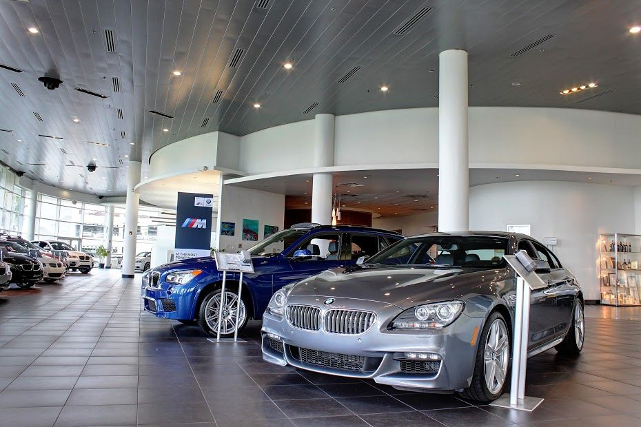 Our BMW location in Winter Park at 963 Wymore Road in