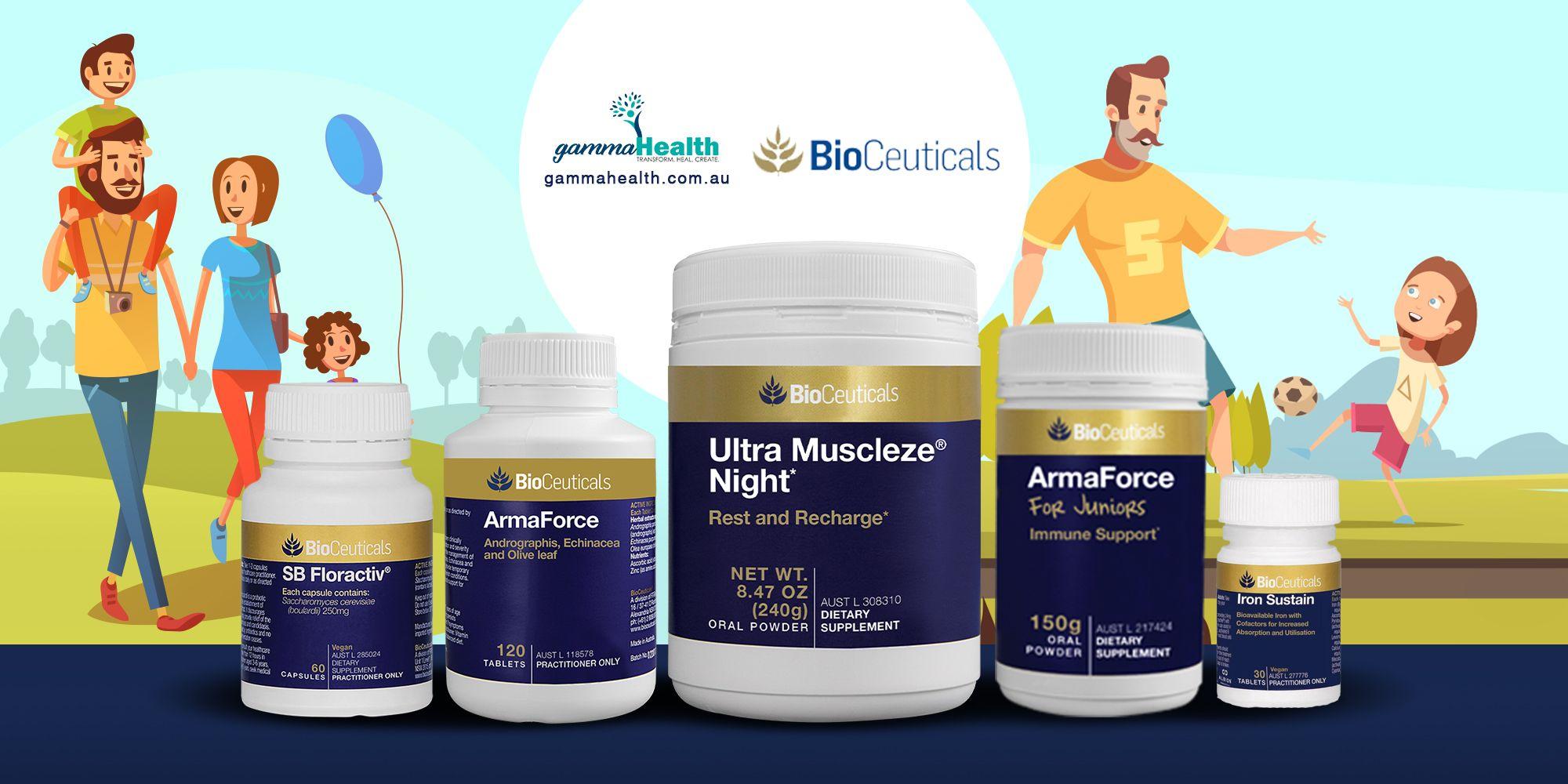 Bioceuticals is australias leading provider of
