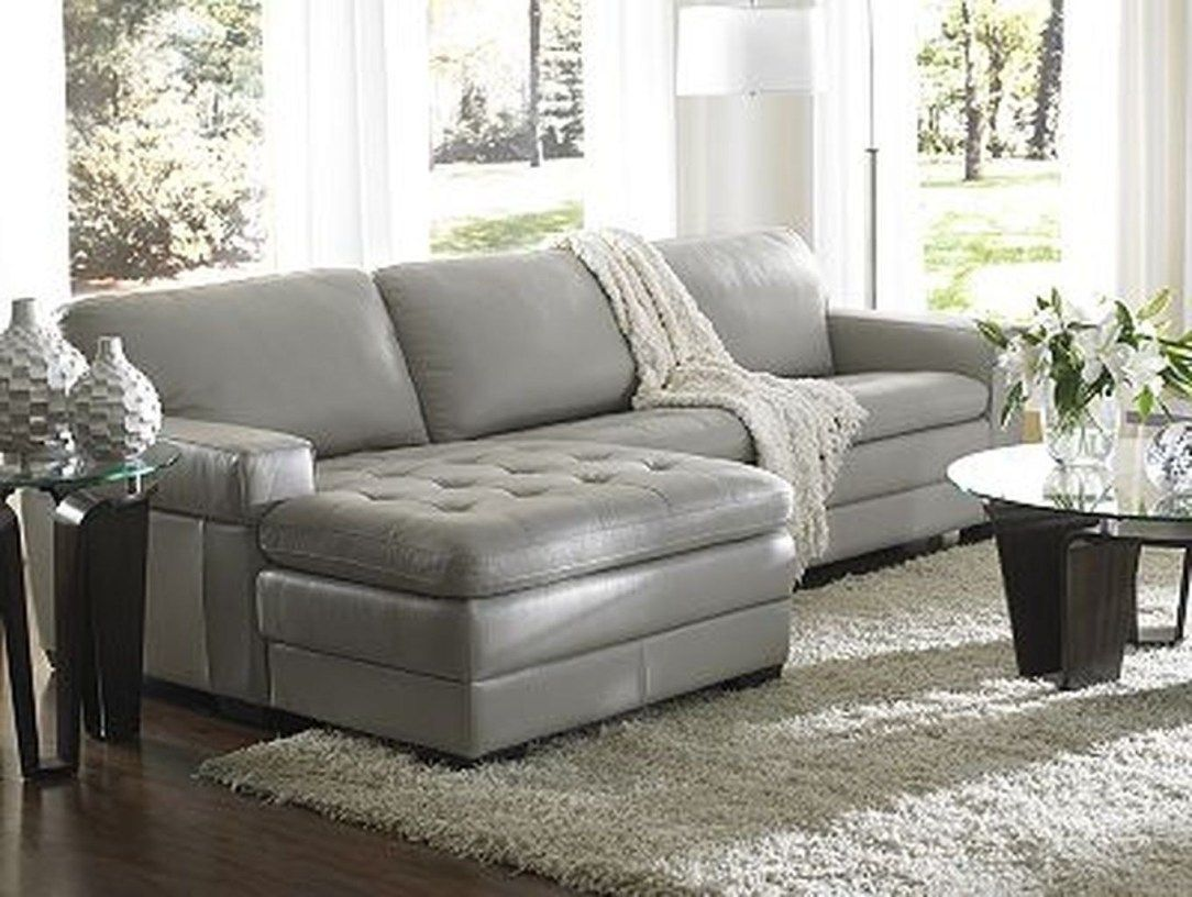 25 Stylish Light Gray Leather Sofa Ideas You Ll Love Leather