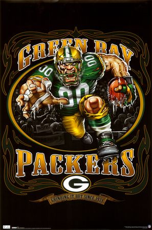 Green Bay Packers Green Bay Packers Posters At Allposters Com Au Halcones De Atlanta Nfl Y Deportes