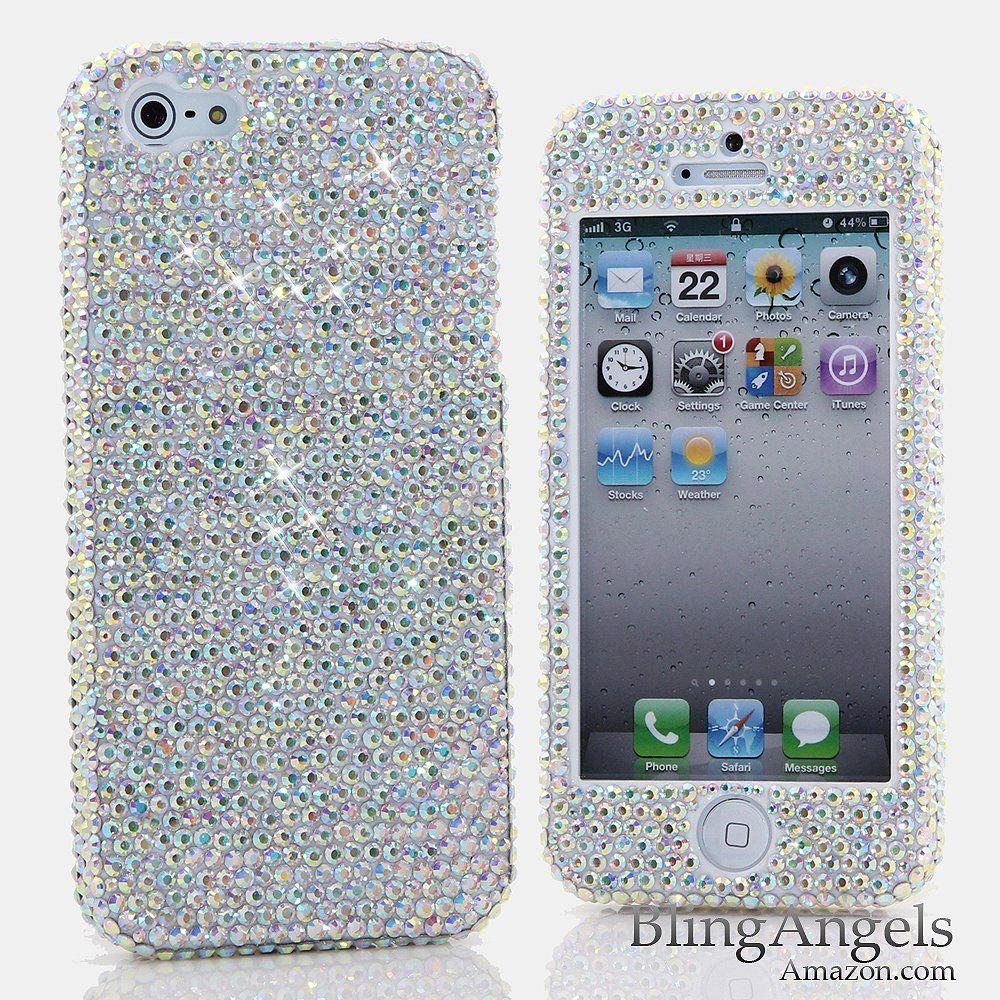 brand new bd269 c5005 Amazon.com: BlingAngels® Luxury Bling iphone 6 PLUS (5.5