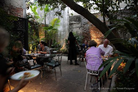 14 Great New Orleans Restaurant Patios Just In Time For Prime Time Outdoor  Dining