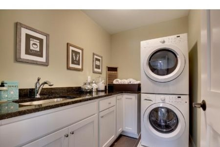 Laundry Room Interior Design Staging By Spruced Huis Of