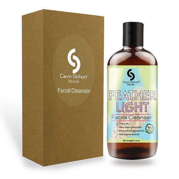 Feather Light Facial Cleanser