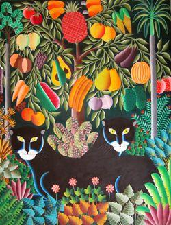 Caribbean Fine Art - Eastern Cuban Art