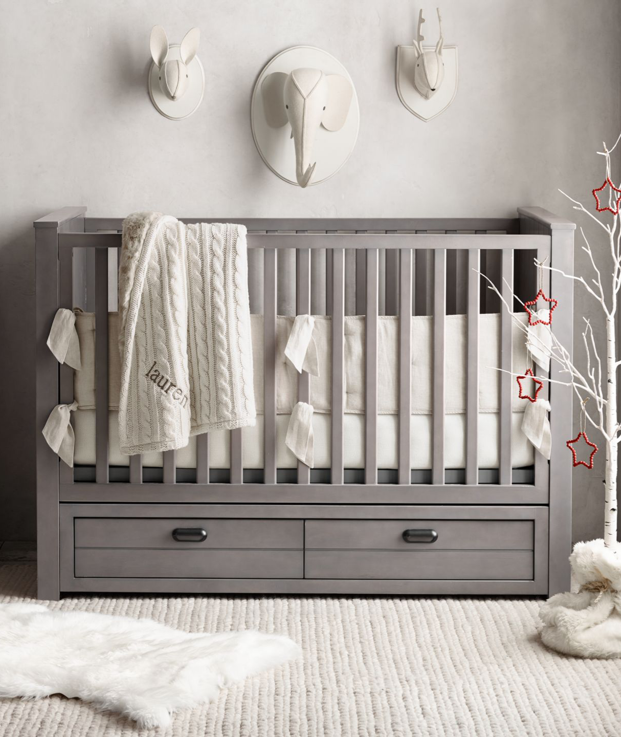 bring the spirit of the season to the nursery rhbabyandchild chase thomas pinterest baby. Black Bedroom Furniture Sets. Home Design Ideas